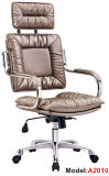 Ergonomic Leisure Executive Leather Commerical Metal Office Chair (A2010)