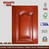 Color Paint Wood Kitchen Cabinet Doors (GSP5-033)