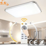 Square Energy Saving Light LED Ceiling Lamp with Remote Control
