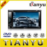 6.2 Inch Double DIN Car CD DVD Ringtones 6216