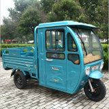 Wholesale Semi-Closed Two Door Cargo Tricycles