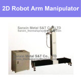 2 Axis Two Dimension Manipulator for Thermal Spray Spraying Painting Coating Processes