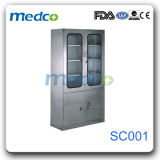 China Hospital Stainless Steel Storage Cupboard Manufacturer