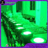 DJ Lighting RGB 3in1 100W Stage COB LED PAR Can