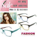 China Wholesale Classic Demi Acetate Optical Eyeglasses Frame for Men with Spring Hinge