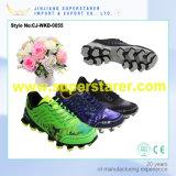 Worm Feet Shape Sport Sneaker, Funky Men′s Gym Athletic Shoe
