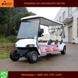 Good Quality Ce Approved 6 Seater Electric Golf Vehicles