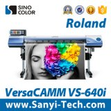 Multi-Function Solvent Roland Digital Printers Versacamm Vs-640I