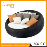Outdoor Garden Swimming Pool Beach Furniture Rattan Lying Lounge Bed Sunbed Daybed