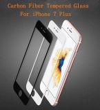 Tempered Glass Carbon Fiber for iPhone 7 Plus Shot Edge