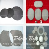 Stainless Steel Wire Mesh Discs