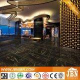 Full Body Black 60X60 Porcelain Full Polished Tile (JM63136D)