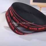 Emboss Weaving High Elastic Nylon Webbing Custom Jacquard for Handbag