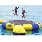 Tarpaulin Heat-Seal Tarpaulin Inflatable Bouncer for Water Park
