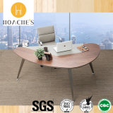 New Fashionable Office Table with Leather (V28)