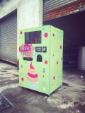 Hot Sell Ice Cream Vending Machine for Soft Ice Cream and Frozen Yogurt Ice Cream with Ce and Patent Tk698
