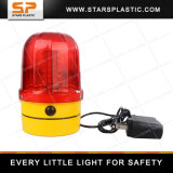 Rotating LED Warning Beacon Light for Road Safety