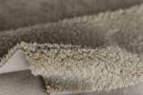 Combined Fabric of Shu Velveteen and Micro Fleece