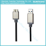 USB a Male to USB Micro Male Cable with Metal Shell for Computer