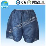 High Quality Disposable Shorts Men′s Boxer Machine Made