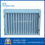 White Metal Frame Air Filter for Air Cleaners / Air Purifiers
