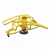 Professional Double Sit-up Board Training Machines Outdoor Fitness Equipment