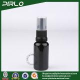 20ml Black Glass Spray Bottles with Black Fine Mist Sprayer