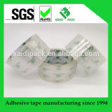 Super Clear BOPP Self Adhesive Packing Tape No Noise