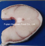 Frozen Seafood Blue Shark Steak with Skin
