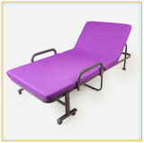 Twin Cot Easy Carry Furniture Folding Extra Bed for Hotel