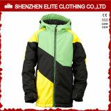 Breathable Outdoor Wear Softshell Ski Snowboard Jacket (ELTSNBJI-54)