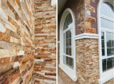 Slate Mosaic Slate, Flagstone, Slate on Mesh for Outdoor