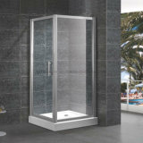 6mm Tempered Glass Corner Square Shower Enclosure