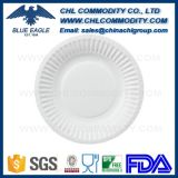 Corrugated Wall FDA Approved Paper Plate for Weddings