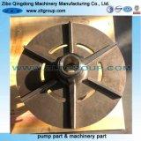Goulds 3196 Mtx Stainless Centrifugal Pump Impeller