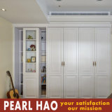 American Painting Openning Door Lacquer Wardrobe
