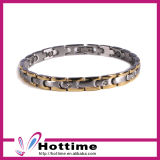 Magnetic 316L Stainless Steel Bangle Bracelet (CP-JS-BL-188)