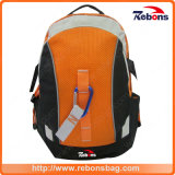 Softback Type Branded Name Nylon Material School Backpack for Teenager