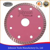 100mm Hot Pressed Super Thin Turbo Diamond Ceramic and Tile Cutting Blade