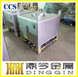 Stainless Steel Agitated IBC Tank