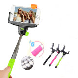 Mini and Easy-Taking Wireless Bluetooth Selfie Stick for iPhone Z07-5