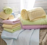 70% Bamboo Fiber and 30% Cotton Towel