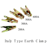 Italy Type Earth Clamp for Welding Parts