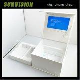 "Customized 7""LCD Screen Musical Perfume Display Gift Box"