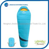 Leaflet Lightweight Mummy Sleeping Bag Camping Outdoor
