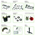 Japanese Tractor Spare Parts for Yarmar Tractors (TU400)