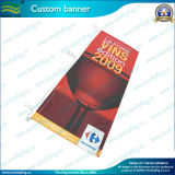 Durable Fabric Advertising Banner for Carrefour Company (_NF02F06002)