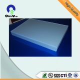 Anti UV Glossy Grain Clear PVC Sheet