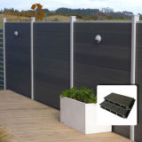 Australia Style Composite Fencing/WPC Fecne with 10 Years Warranty