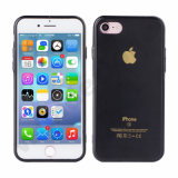 Ultra Slim Soft TPU Cover with Button Protector for iPhone 7 7plus